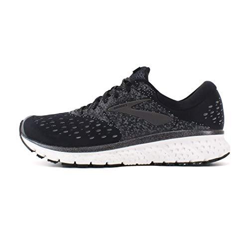 Brooks Zapatillas de running para mujer Glycerin 16 - Reflectante/Negro/Blanco/Gris - B - 6.0
