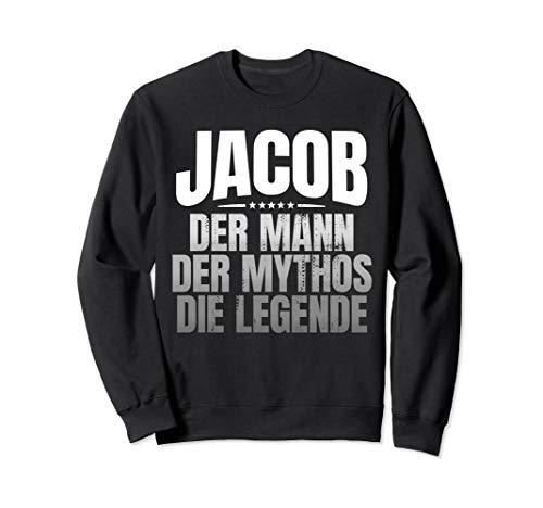 Name Jacob Sweatshirt