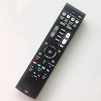 Replacement Remote Control for Yamaha AV Receiver RX-V579 RX-V579BL YHT-3920 YHT-3920UBL YHT-4930 YHT-4930UBL YHT-5920 YHT-5920UBL