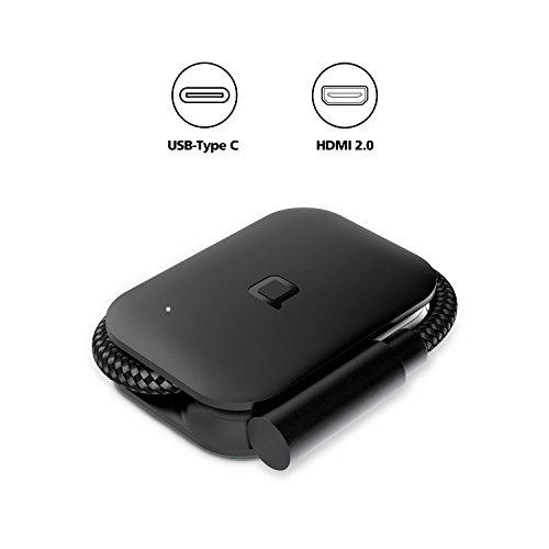 Adaptador USB-C a HDMI 2.0 Nonda