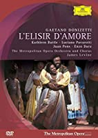 Donizetti : L'Elisir D'Amore [DVD] [Import]