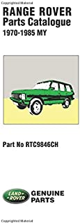 Range Rover Official Parts Catalog