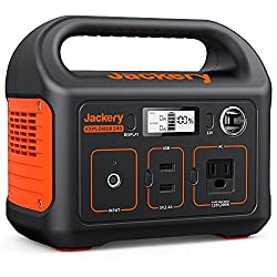 Jackery Portable Power Station for Outdoors Camping & Emergency