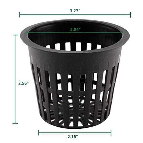GROWNEER 3 Inch Net Cups