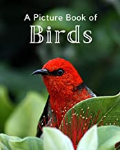 A Picture Book of Birds: A Beautiful Picture Book for Seniors With Alzheimer's or Dementia. A Perfect Gift For Bird Lovers! (Picture Books For Seniors)