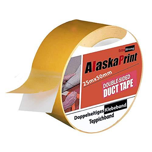 Alaskaprint Doppelseitiges klebeband...