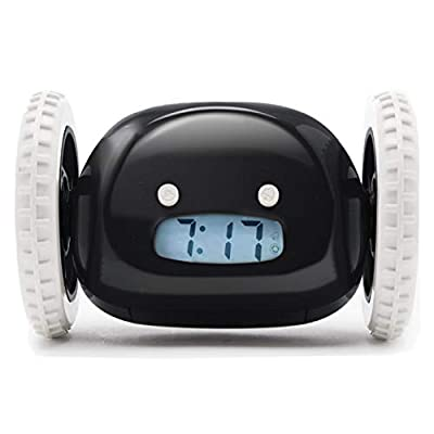 clocky alarm clock on wheels, End of 'Related searches' list