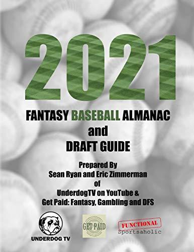 2021 Fantasy Baseball Almanac