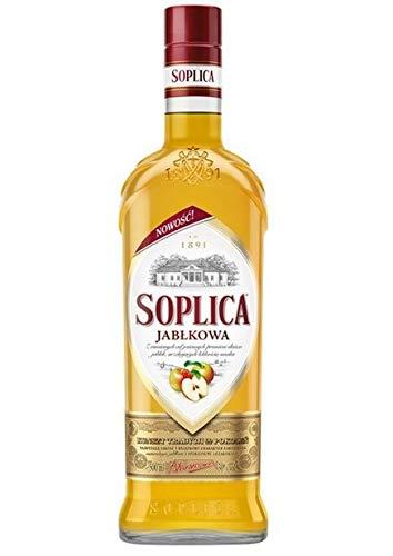 1 Flasche Soplica Jablkowa Apfel Wodka a 0,5L 30% Vol.