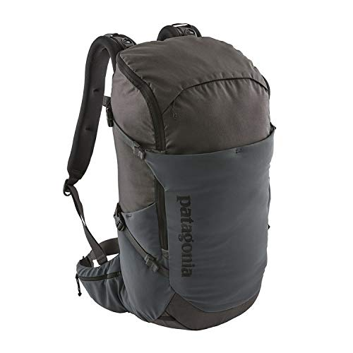 Patagonia Nine Trails Pack 28L Mochila  Unisex adultos  Gris  Forge Grey