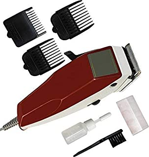 K Kushahu® Electric Shaver with 1.5 m Long Wire and Adjustable Trimming Range (Multicolour)
