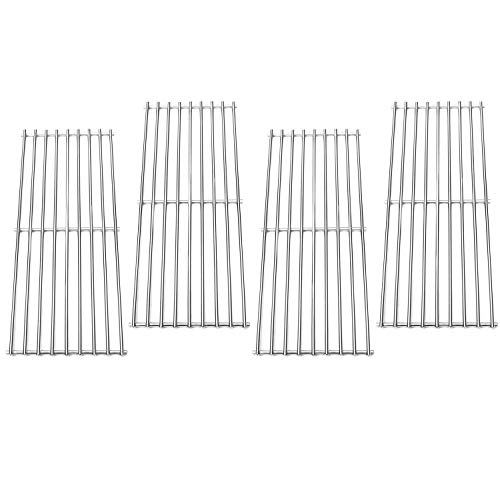 Direct Store Parts Kit DS111 (4-Pack) Solid Stainless Steel Cooking grids Replacement for Turbo,Perfect Flame, Perfect Flame Gas Grill (4)