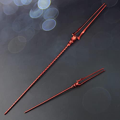 エヴァ エヴァンゲリオン 金属製 ロンギヌスの槍 塗装完成品 (21cm(RG/ROBOT魂リボルテック))