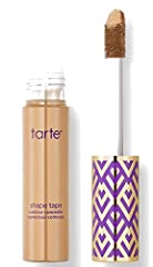 Light Medium (29N) is intended for Light to Medium Skin with Neutral Undertones Meet Tarte's iconic, ''can't live without'' concealer & discover why one is sold every 12 seconds*! Double Duty Beauty Shape Tape Contour Concealer is a vegan, super-blen...