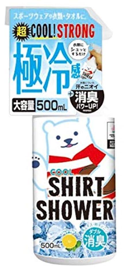 社会偶然のチョップ【数量限定】ラグビー日本代表コラボ ひんやりシャツシャワー ストロングラグビー 500ml (1個)