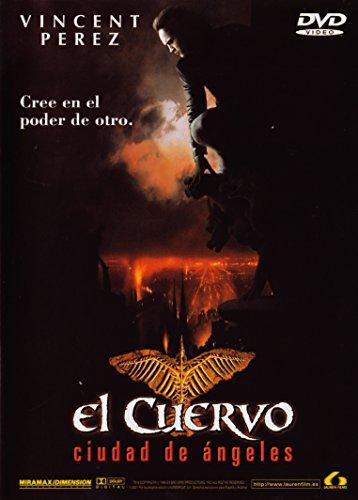 El cuervo ciudad de los ángeles [DVD]