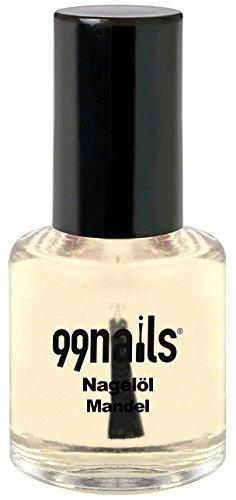 99 Nails nagelöl – Amande, 1er Pack (1 x 15 ml)