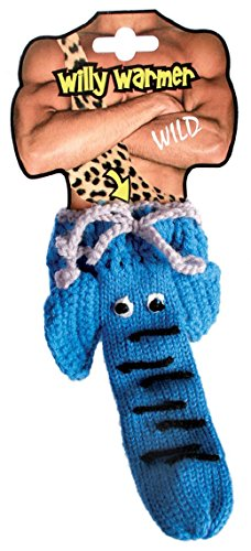 Out of the blue - Couvre zizi tricot éléphant