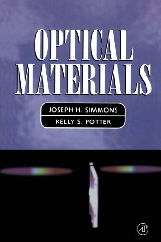 Optical Materials (English Edition)
