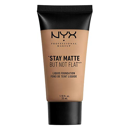 NYX Stay Matte But Not Flat Foundation - Sienna