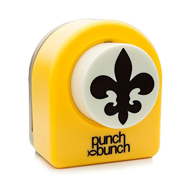 Punch Bunch Large Punch, Fleur De Lis
