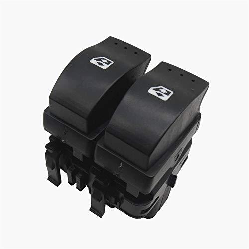 ZXC FaroeChi Elektrische Fensterheber-Schalter vorne Links Sitz for Renault Megane 2 Laguna II for Renault Espace 4 8200315034