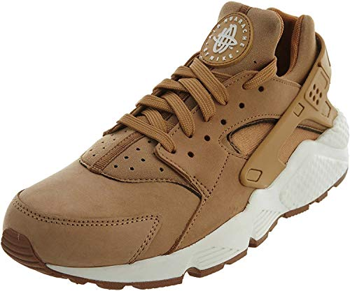 NIKE Air Huarache 318429 202 Flax/Sail-Gum/Brown (8.5)