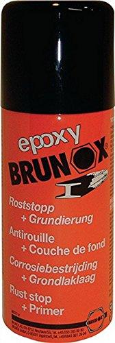 Preisvergleich Produktbild Rostumwandler Epoxy-Spray 150ml Spraydose Brunox,  12 Stück