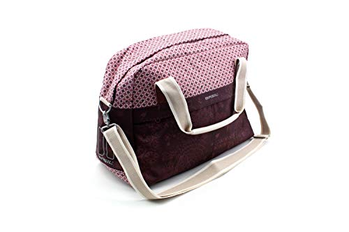 Basil Unisex – Erwachsene Boheme Carry All Schultertasche, Red, One Size