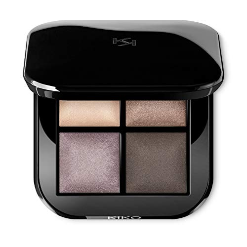 KIKO Milano Bright Quartet Baked Eyeshadow Palette 03, 30 g