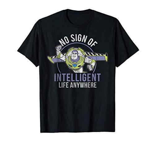 Disney Pixar Toy Story Buzz Lightyear Intelligent Life T-Shirt