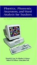 Phonics, Phonemic Awareness, and Word Analysis for Teachers: An Online Tutorial Access Card