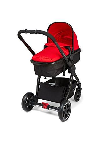 Mothercare PC Journey W.Liner Travel System, Chrome/Black