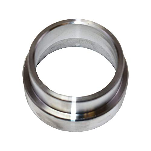 A-Team Performance LS Engine Swap Torque Stall Converter Hub Adapter Spacer Transmission Crank LT1 TH400 TH350 Compatible with 1998-2004 LS1 Based Engines Silver