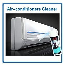 Sanix Reinigungsmittel für Klimaanlagen von Autos, Häusern, Büros, für die Beseitigung von unangenehmen Gerüchen, 400 ml