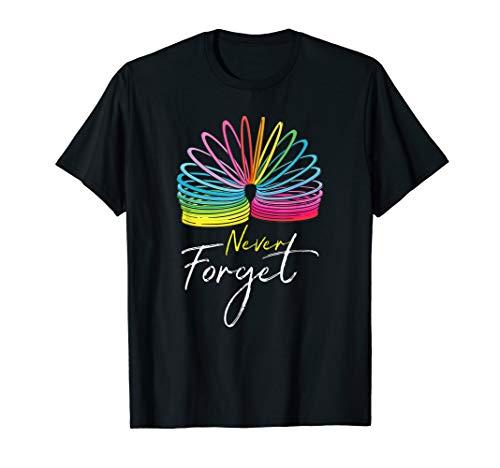 90er Party Outfit T-Shirt Kostüm Kleidung Klamotten Hits T-Shirt