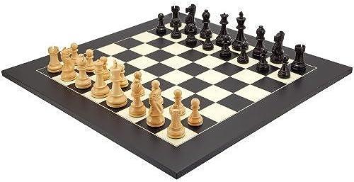 Der Frankfurt Am Main Gründ SchwarzSchachspiel