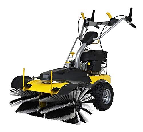 TEXAS Smart Sweep 800 Benzin Kehrmaschine | 3600 Watt Leistung | 80 cm Arbeitsbreite | 3+1 Gänge