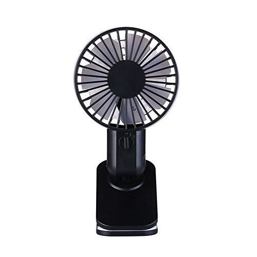 BOENTA Buggy Fan Clip Stroller Fan Clip On Fan Clip Clip On Baby Fan Clip On Fan Rechargeable Clip Fan Battery Fan Clip Clip On Pram Fan black