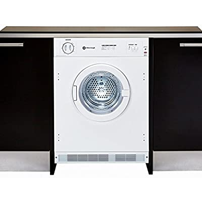 White Knight C43AW Integrated Vented Tumble Dryer 6kg