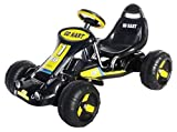 Actionbikes Motors Elektroauto GoKart 9788 - 25 Watt Motor - Traktionsring Reifen - Bremsautomatik