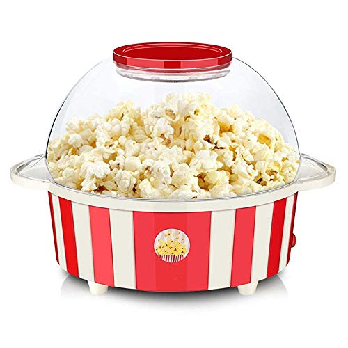 Purchase Atten Large-capacity Popcorn Machine Home Small Automatic Can Put Sugar Oil Sweet Corn Flow...