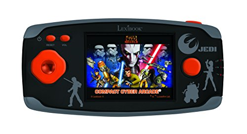 Lexibook jl2365swr-2Compact Cyber Arcade Frozen–150Spiele