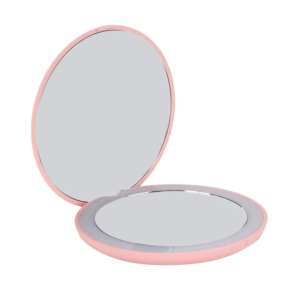 LED Cosmetic Mirror Super popular Popular brand in the world specialty store Stable Adjustable Folding