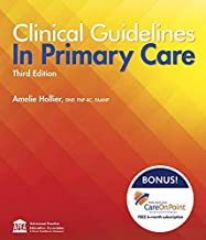 Best clinical guidelines in primary care 3rd edition Reviews