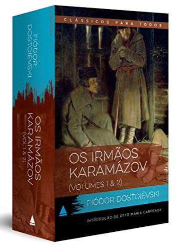 Box - Os Irmãos Karamázov (volumes 1 E 2)