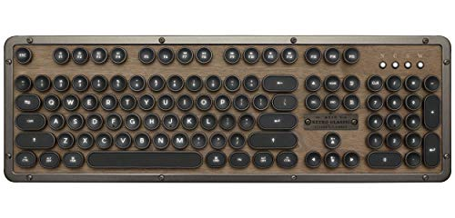 Azio Retro Classic Bluetooth Mechanical Keyboard