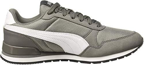 Puma St Runner V2 Mesh buty sportowe dla dorosłych, uniseks, szary - Grau Charcoal Gray - 39 EU