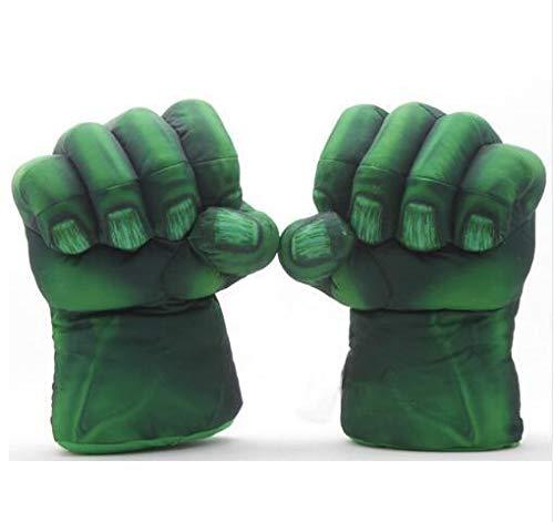Dhl Hulk Handschuhe Kann Cosplay Plüsch Warm Boxhandschuhe tragen