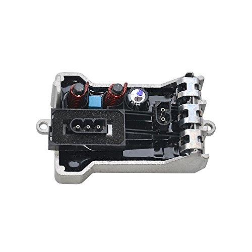 Heating Blower Motor Resistor Kit 64116913401,64116918873 For BMW E65 E66 745 750 760